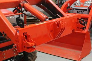 Front Loader Quick Hitch Attachment